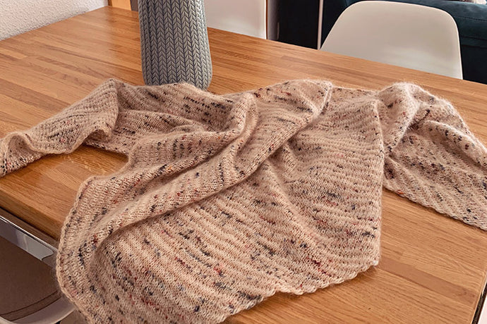 East River Shawl