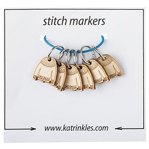 Sweater Sitch Marker Set de Katrinkles