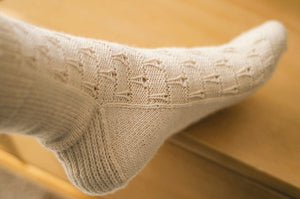 Bonjour Socks / Knitting Pattern
