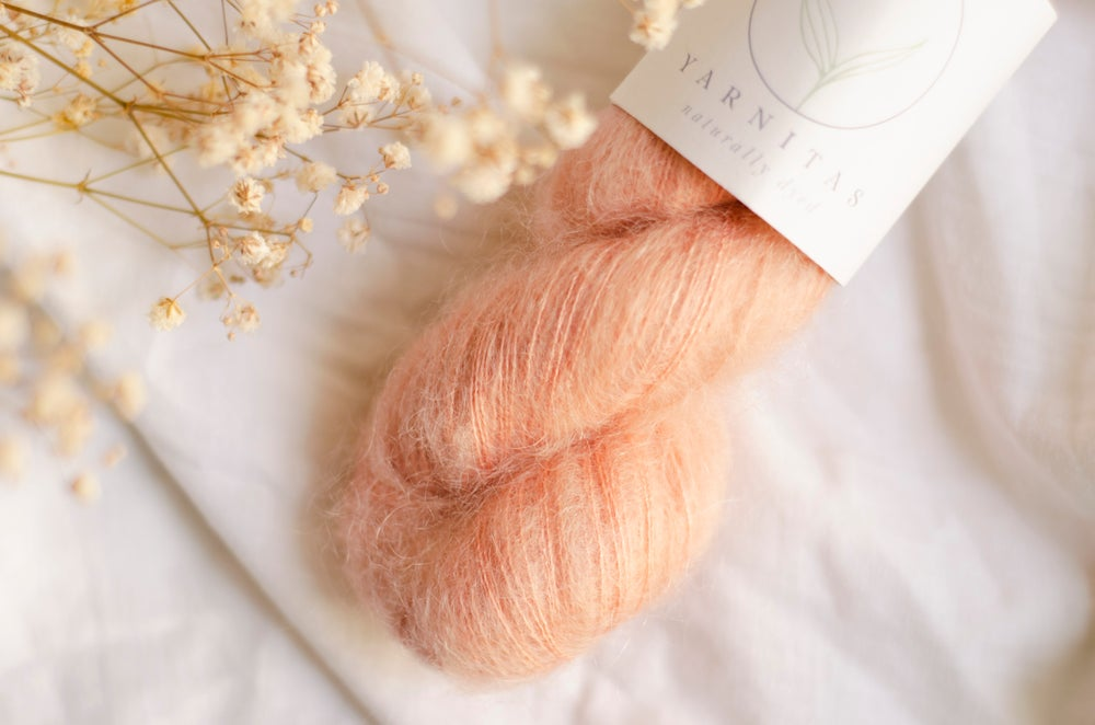Gentle / Silky Mohair Lace
