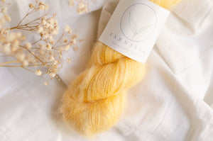Little Miss Sunshine / Silky Mohair