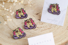Load image into Gallery viewer, Dogs & Yarn is all I need (Limited Edition) / Enamel pin