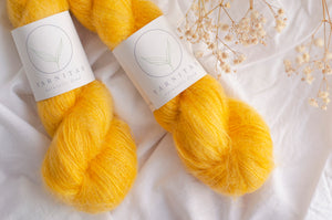 Soleil / Silky Mohair Lace