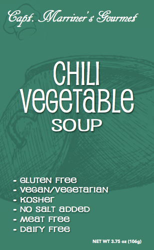 CHILI VEGETABLE SOUP