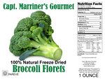 FREEZE DRIED BROCCOLI