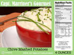 CHIVE MASHED POTATO