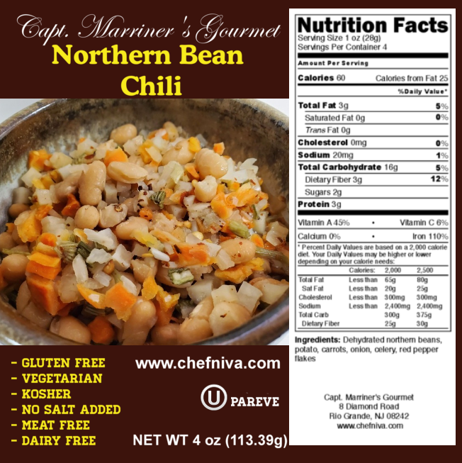 NORTHERN BEAN CHILI
