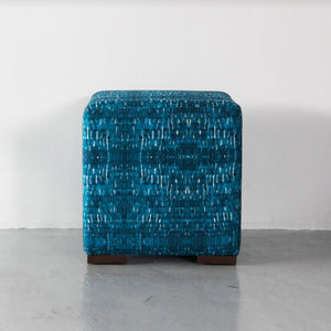 Ponder Footstool (Green)
