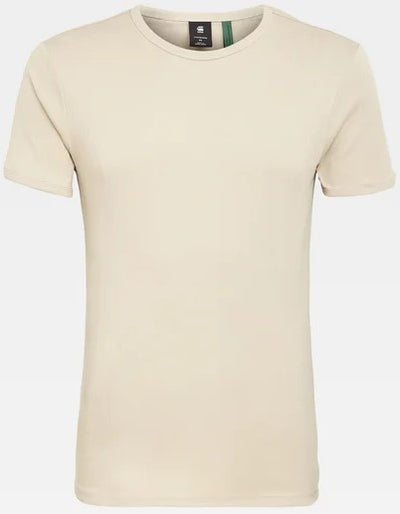 DAZZLE EXCLUSIVE G-STAR BASIC TEE (Khaki)