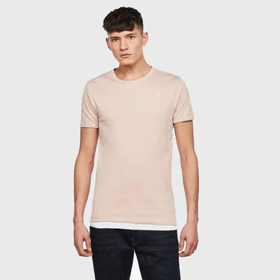DAZZLE EXCLUSIVE G-STAR BASIC TEE (PYG)