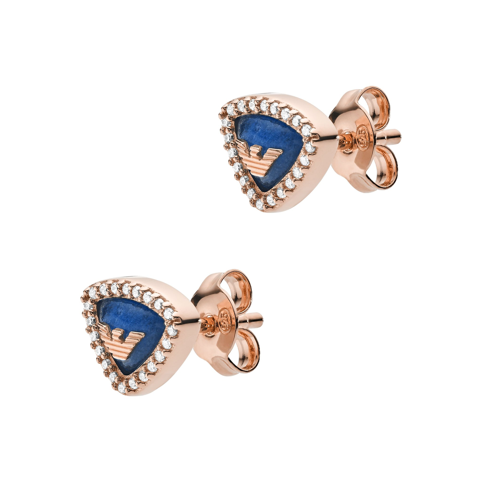 Emporio Armani EG3444221 Earrings with Rose Gold Plating