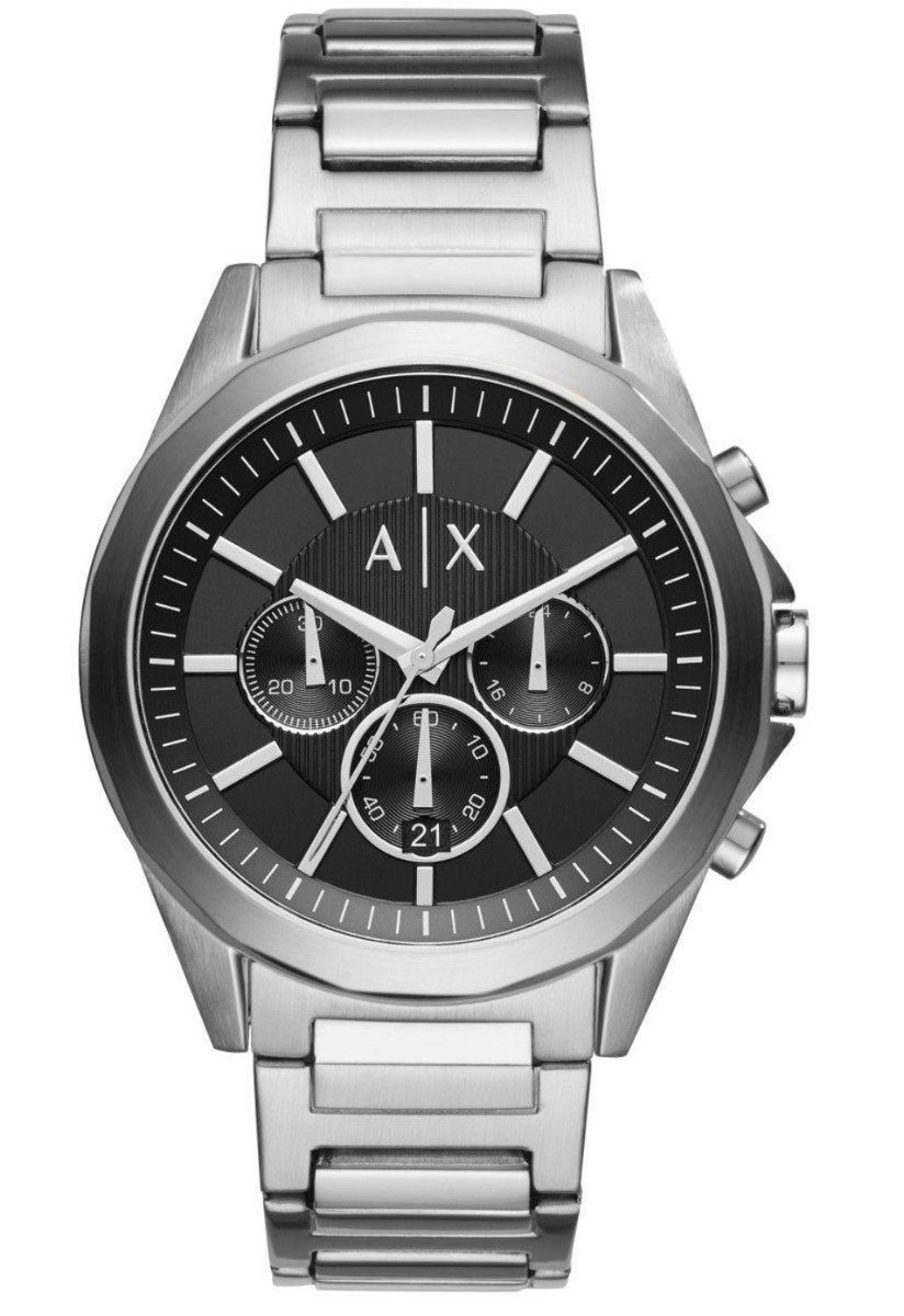 Armani Exchange AX2600 Drexler Chronograph Watch - Κοσμηματοπωλείο Goldy