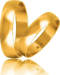 Wedding Rings HR3 Stergiadis in Rose Gold - Goldy Jewelry Store