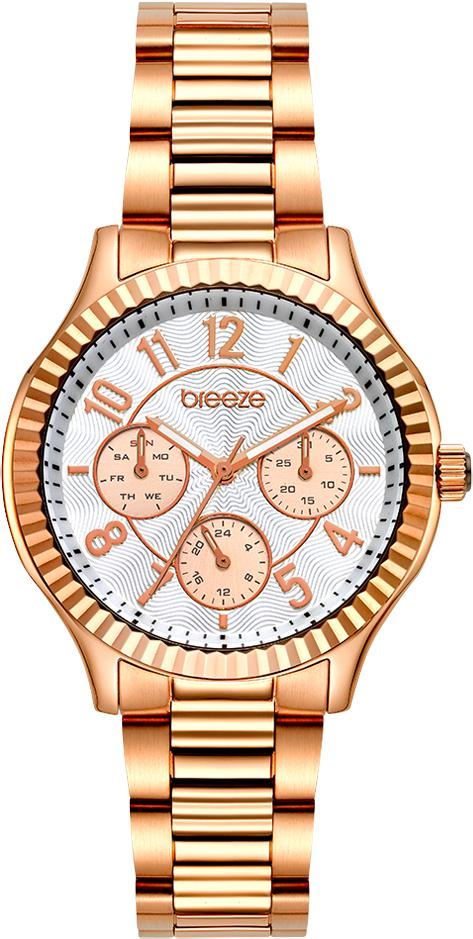 BREEZE 212171.4 Suprecious Rose Gold Stainless Steel Bracelet - Jewelry Goldy