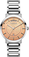 BREEZE 612081.4 Superfect Stainless Steel Bracelet - Κοσμηματοπωλείο Goldy