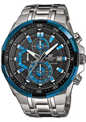 Casio EFR-539D-1A2VUEF Edifice Chronograph Stainless Steel Watch - Κοσμηματοπωλείο Goldy