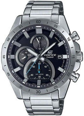 Casio EFR-571D-1AVUEF Edifice Chronograph Stainless Steel Bracelet - Goldy Jewelry