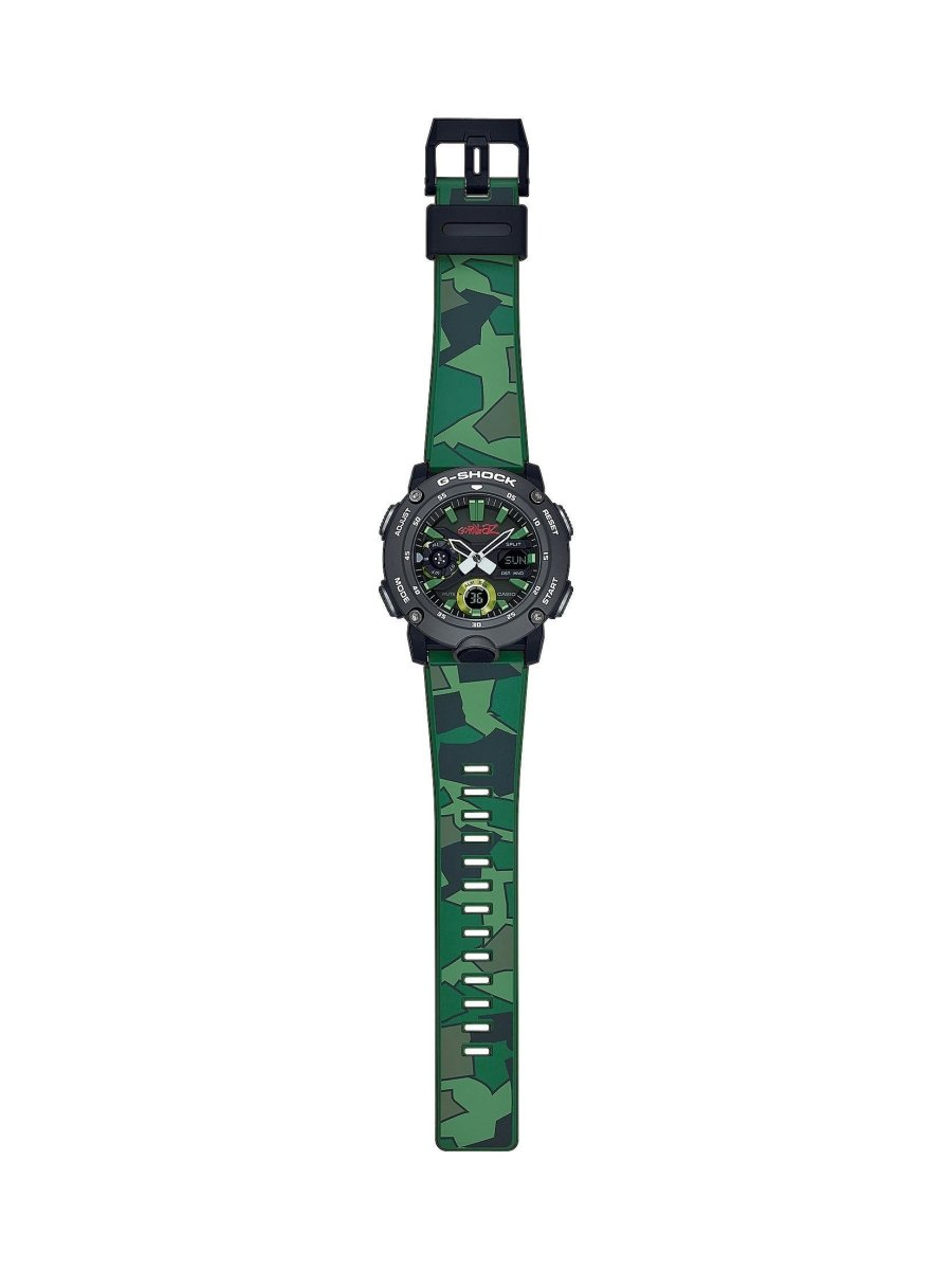 Casio GA-2000GZ-3AER Gorillaz G-Shock Limited Edition - Κοσμηματοπωλείο Goldy