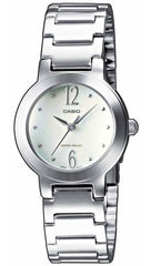 Casio LTP-1282PD-7AEF Lady's Stainless Steel Watch - Κοσμηματοπωλείο Goldy