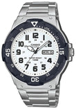 Casio MRW-200HD-7BVEF Stainless Steel Watch - Κοσμηματοπωλείο Goldy