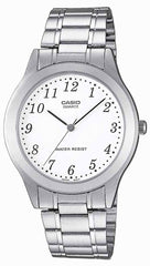 CASIO MTP-1128PA-7BEF Men's Stainless Steel Watch - Κοσμηματοπωλείο Goldy