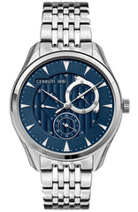 Cerruti CRA29905 Canazei Stainless Steel Multifunction - Κοσμηματοπωλείο Goldy