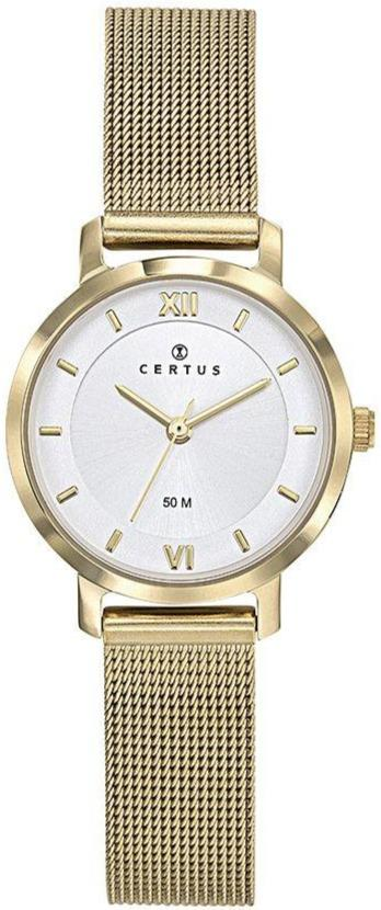 Certus 630692 Gold Stainless Steel Bracelet - Goldy Jewelry Store