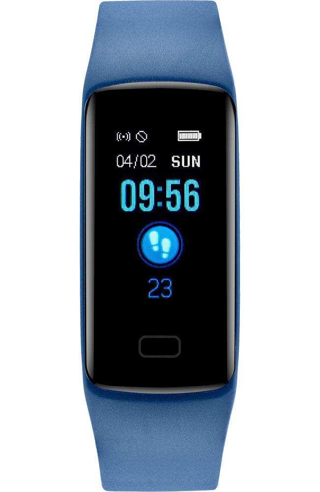 DAS.4 50104 Activity Tracker CN25 Blue Rubber Strap - Κοσμηματοπωλείο Goldy