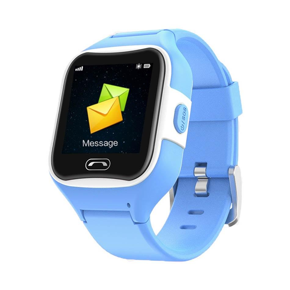 DAS.4 75024 SKIDO Smartwatch Light Blue - Κοσμηματοπωλείο Goldy