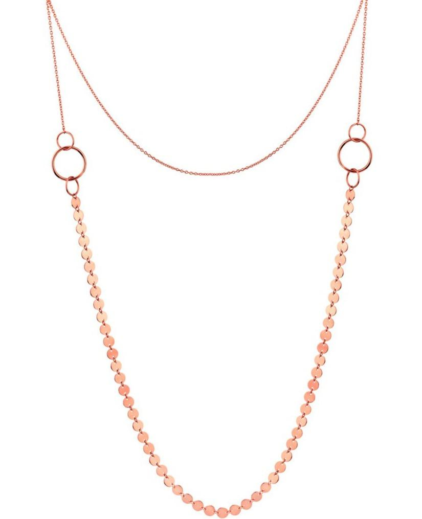 ELIXA EL524-3002 Gold Plated Steel Necklace - Goldy Jewelry Store