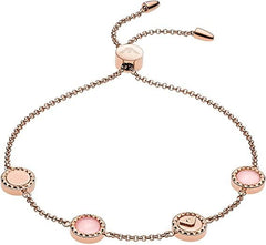 Emporio Armani EGS2696221 Rose Gold Plated Steel Bracelet - Goldy Jewelry Store