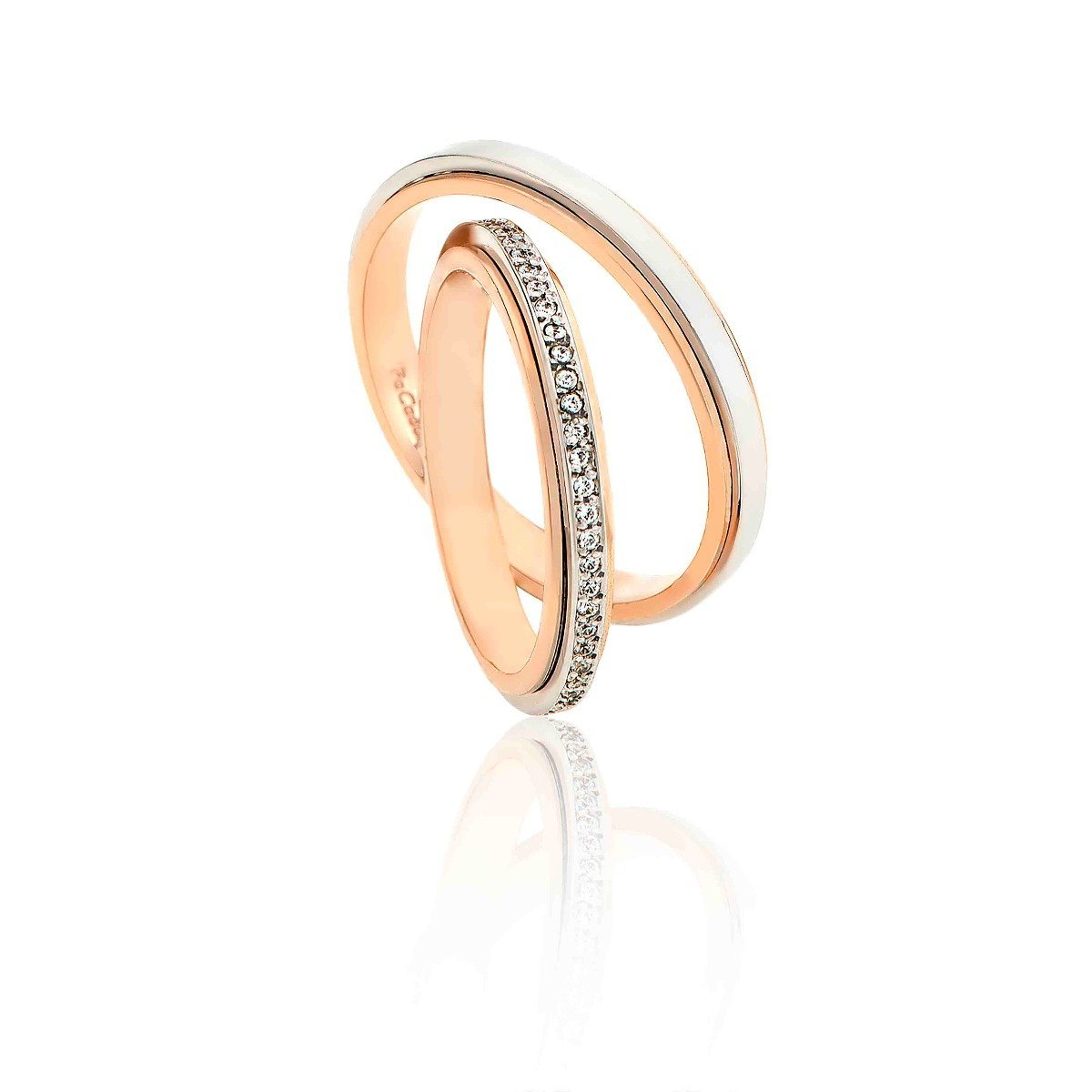 FaCad'oro WR-58 14ct Gold Wedding Ring - Goldy Jewelry Store