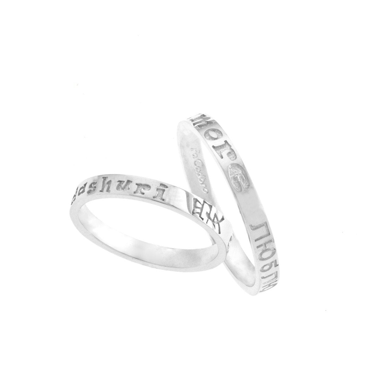 FaCad'oro WR-60 14ct Gold Wedding Ring - Goldy Jewelry Store