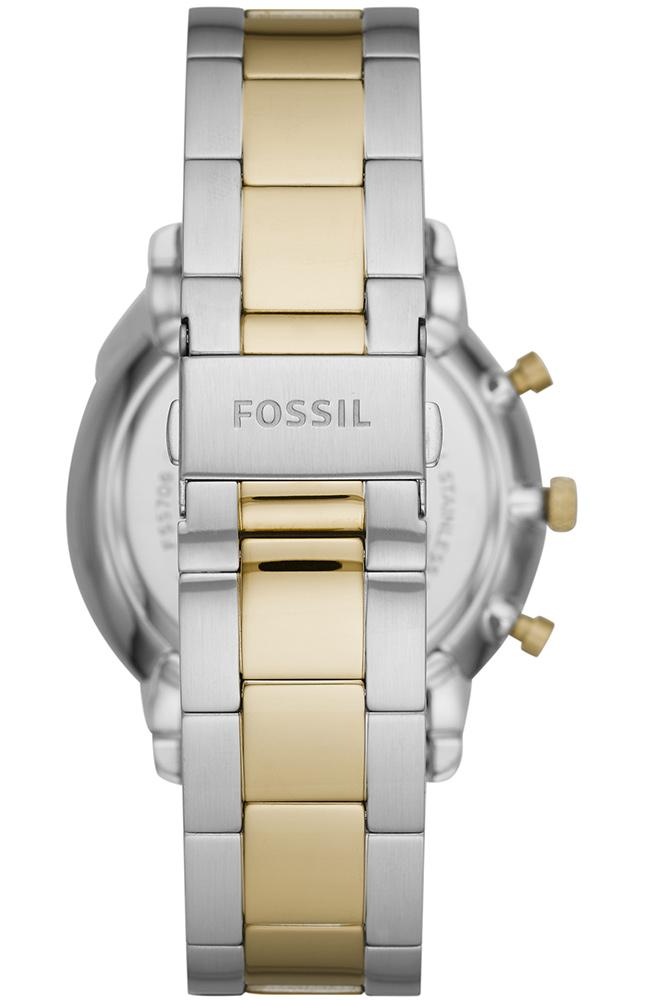FOSSIL FS5706 Neutra Two Tone Stainless Steel Chronograph - Jewelry Goldy