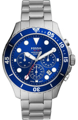 FOSSIL FS5724 FB-03 Stainless Steel Chronograph - Goldy Jewelry