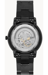 FOSSIL ME3183 Neutra Automatic Black Stainless Steel Bracelet - Jewelry Goldy