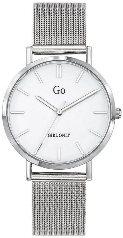 GO Girl Only 695255 Silver Stainless Steel Bracelet - Goldy Jewelry Store