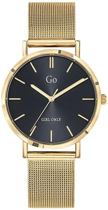GO Girl Only 695264 Gold Stainless Steel Bracelet - Goldy Jewelry