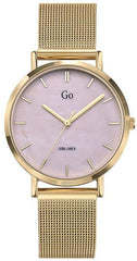 GO Girl Only 695334 Gold Stainless Steel Bracelet - Goldy Jewelry
