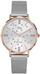 GO Girl Only 695931 Silver Stainless Steel Bracelet - Goldy Jewelry Store