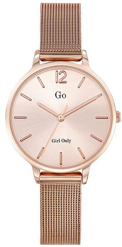 GO Girl Only 695938 Rose Gold Stainless Steel Bracelet - Goldy Jewelry