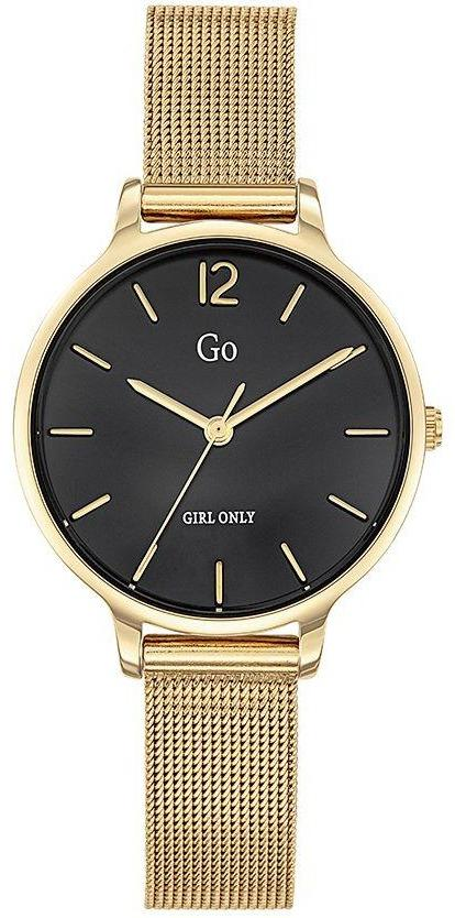 GO Girl Only 695945 Gold Stainless Steel Bracelet - Goldy Jewelry