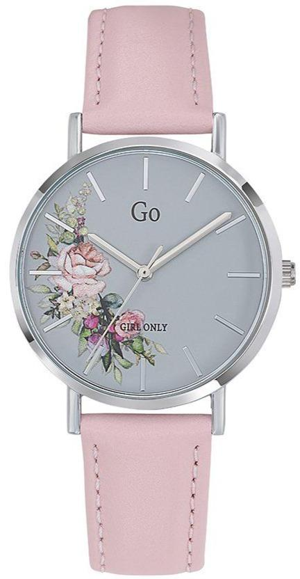 GO Girl Only 699260 Pink Leather Strap - Goldy Jewelry