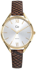 GO Girl Only 699274 Brown Leather Strap - Jewelry Goldy