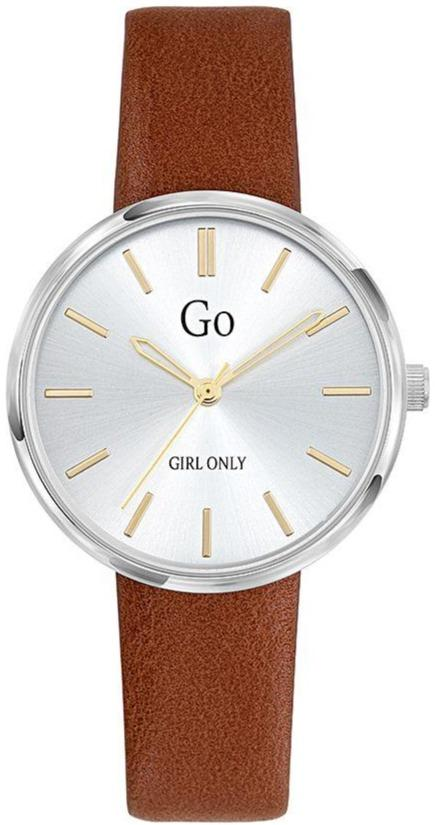 GO Girl Only 699318 Brown Leather Strap - Jewelry Goldy