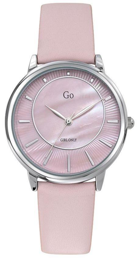 GO Girl Only 699320 Pink Leather Strap - Goldy Jewelry