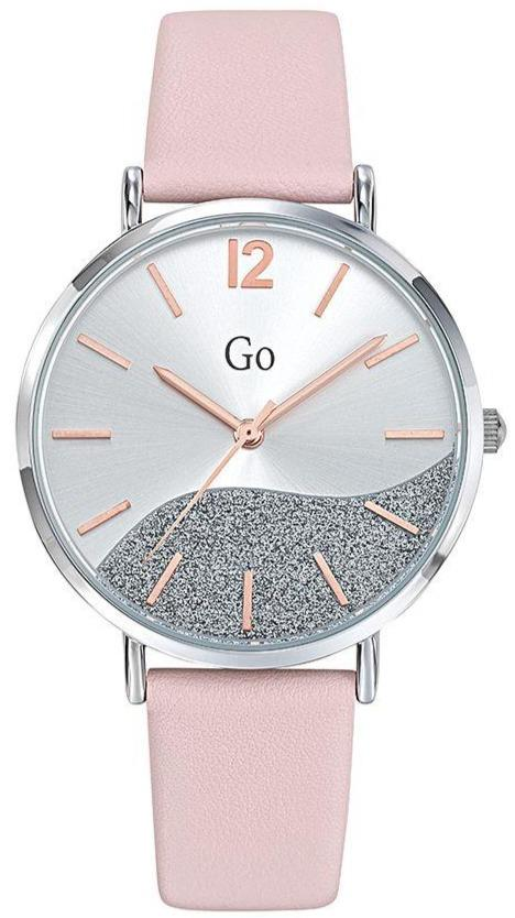 GO Girl Only 699327 Pink Leather Strap - Goldy Jewelry