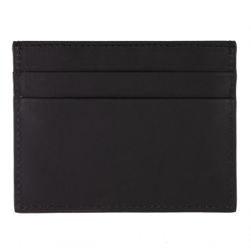 HUGO BOSS HLC007A Gear Card Holder Black Card Holder - Goldy Jewelry Store