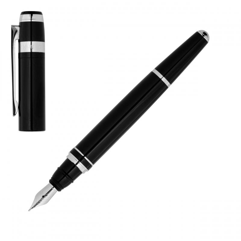 HUGO BOSS HSF0872A Fusion Classic Fountain Pen - Goldy Jewelry