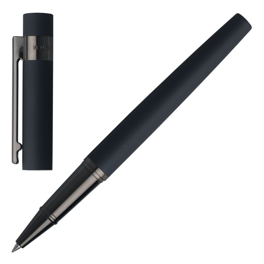 HUGO BOSS HSG6335N Στυλό New Loop Dark Blue Ballpoint Pen - Κοσμηματοπωλείο Goldy